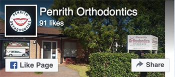 Facebook Like - Penrith Orthodontics